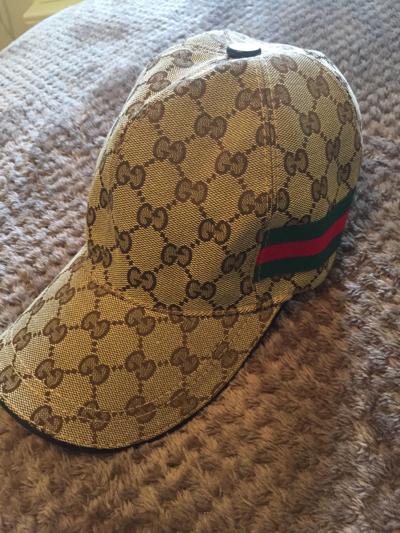 fb22a18fbc4 Gucci Hat Cap Tan Beige color Supreme GG and 16 similar items
