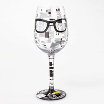 "Free Shipping  Lolita Wine Glass     ""Geeks See Things Differently"" - $30.35 CAD"