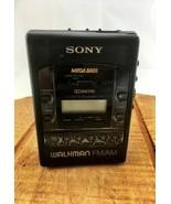 Sony Megabase Walkman AM/FM Radio  - $24.18