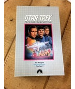 Star Trek Collector's Edition VHS with Case Men... - $14.50