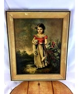 Framed Print by Jane Freeman Title of painting ... - $33.85