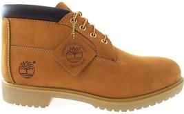 TIMBERLAND 50061 MEN'S WHEAT NUBUCK CHUKKA WATERPROOF BOOTS - $104.99