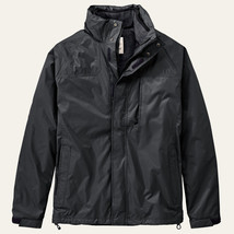 TIMBERLAND 8758J-001 MEN'S MT.CRESCENT 3-IN-1 BLACK WATERPROOF JACKET - $138.60
