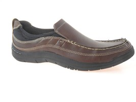 BOSTONIAN 729213 MEN'S BROWN SLIP-ON CASUAL SHOES SIZE 8.5 - $89.99