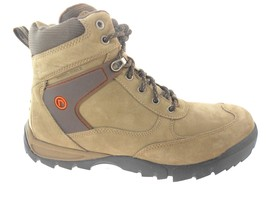 ROCKPORT FINAL APPROACH LACE UP VICUNA MEN'S WATERPROOF BOOTS SZ 8W(WIDE... - $97.58