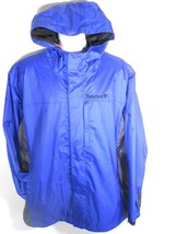TIMBERLAND MEN'S TRUE BLUE WATERPROOF JACKET SZ 2XL, #58U5092 - $76.49