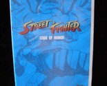Street Fighter Code Of Honor DVD New
