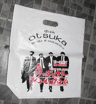 The Beatles Shopping Bag From Disc Otsuka in Japan - $16.99