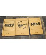 The Monkees FlipBook Lot 1960s Vintage Cereal Premium - $19.99