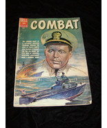 Combat Comic Book June 1962 #4 - £19.89 GBP