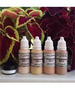 AIRBRUSH MAKEUP Kit w/free Finishing Powder choose color Lori G Ashley® - $30.00