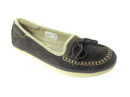 TIMBERLAND 8452A WOMEN'S BROWN SUEDE SLIP-ON CASUAL SHOES SZ 6 - $39.99