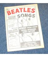 Beatles Songs #3 Charlton Magazine 1964 rare - $16.99