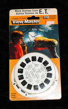 E.T. ET Extra Terrestrial Viewmaster New Canadian - $16.98