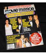 Elvis Burt Reynolds Fonzie Osmond Movie Mirror March 1977 - $16.99