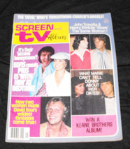 Elvis Presley Osmonds Travolta charlie's angels Winkler Soul Screen Tv a... - $16.99