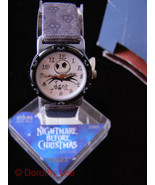 Nightmare Before Christmas Jack Watch Timex New... - £21.48 GBP