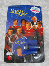 Star Trek Keychain Viewer 24 Shots From All The... - $16.99