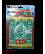 Smokey Bear Target Set Gordy 1990s New - £13.52 GBP