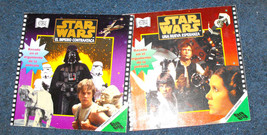 Star Wars Empire Strikes Back/New Hope Mexican books lot - $18.00
