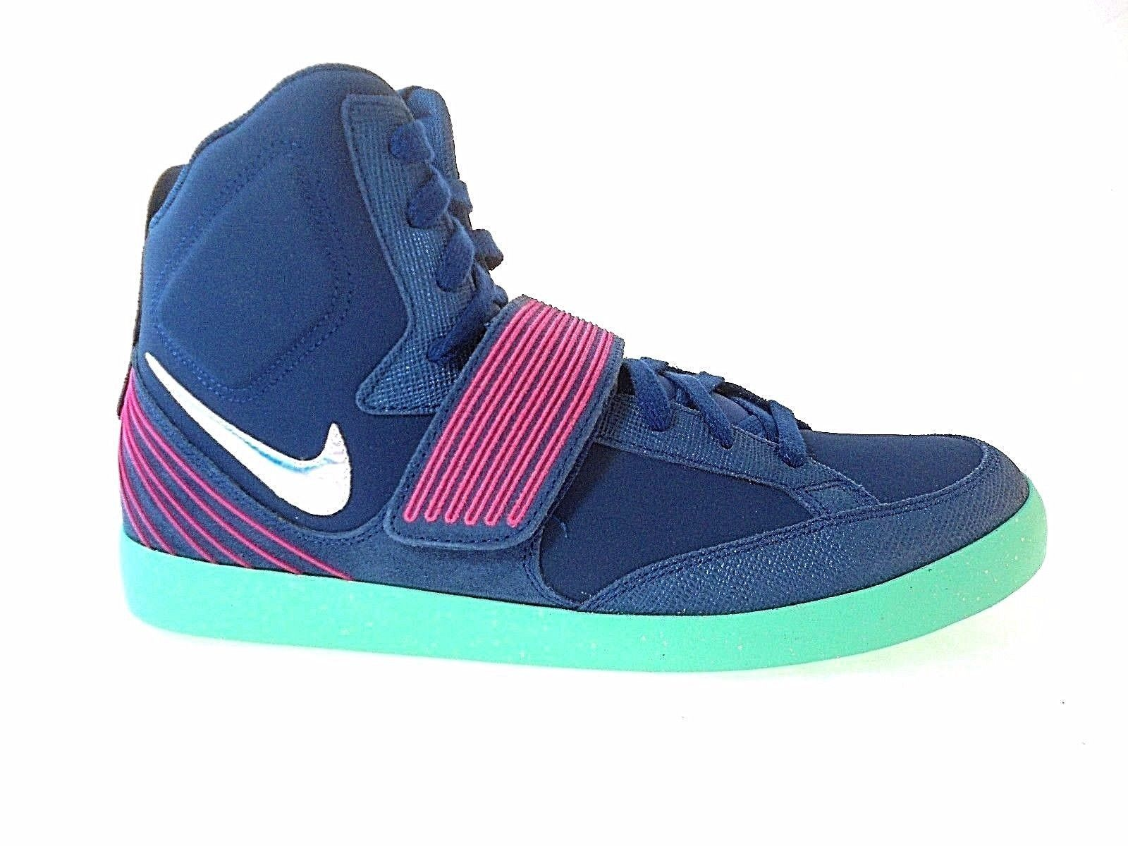 buy online b2274 44477 Nike Nsw Skystepper Men s Brave Blue Pink and 50 similar items