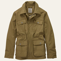 TIMBERLAND A135Z-327 MT.WEBSTER MEN'S OLIVE WATERPROOF FIELD JACKET SZ XL. - $109.00