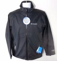 COLUMBIA CLEAR ACRE MEN'S BLACK OMNI-TECH WATERPROOF JACKETS #XM2756-010 - $59.99