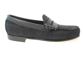 G.H.Bass 1 Weejuns P Popstitch Men's Leather Penny Loafers Size 7, #2378 400 - $59.39