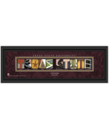 Personalized Texas State University Bobcats Campus Letter Art Print - $39.95