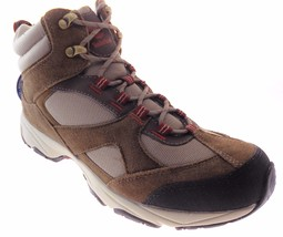 TIMBERLAND A13PD BROUGHTON WOMEN'S BROWN TRAIL MID HIKING BOOTS $100. - $76.49