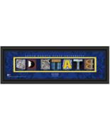 Personalized South Dakota State University Jackrabbits Campus Letter Art... - $39.95