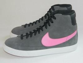 Nike Blazer Mid Vintage Junior Girl Teenager Youth Suede Grade School 539930 060 - $49.99