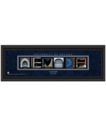 Personalized University of Nevada Wolf Pack Campus Letter Art Print - $39.95