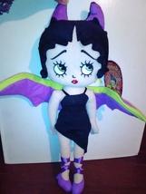 16 inch plush spooky Betty Boop Sugarloaf - $12.00