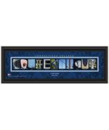 Personalized Connecticut College Campus Letter Art Print New London, Ct. - $39.95