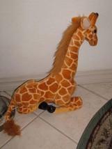 """Realistic Plush GIRAFFEE BIG 23"""" Stuffed Animal - $32.30"""