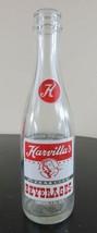 ACL VINTAGE Great Condition Harvilla's applied color label vintage soda ... - $21.80