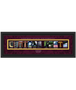 Personalized Central State University Marauders Campus Letter Art Print - $39.95