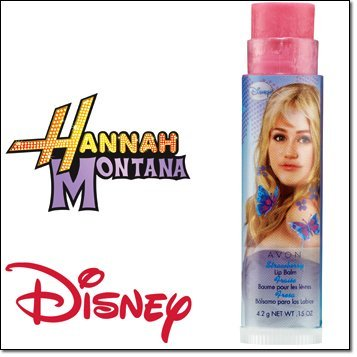 Hannah Montana Lip Balm Strawberry By Avon