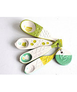 Anthropologie Fish Measuring Spoons Pescadoro S... - £15.50 GBP