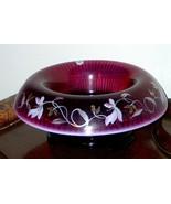 Fenton Botanical Cadence Console Bowl - $150.00