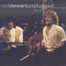 Unplugged & Seated, Audio Cassette, Rod Stewart, 1993 - $6.95