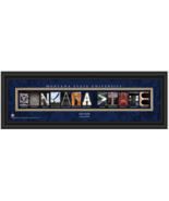 Personalized Montana State University Bobcats Campus Letter Art Print - $39.95