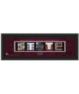 Personalized Mississippi State University Bulldogs Campus Letter Art Print - $39.95