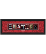 Personalized Eastern Washington University Eagles Campus Letter Art Print - $39.95