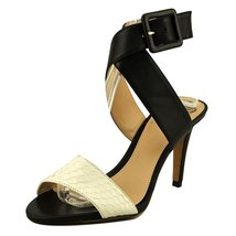 Vince Camuto Casara Women US 10 Black Open Toe Sandals - $69.99
