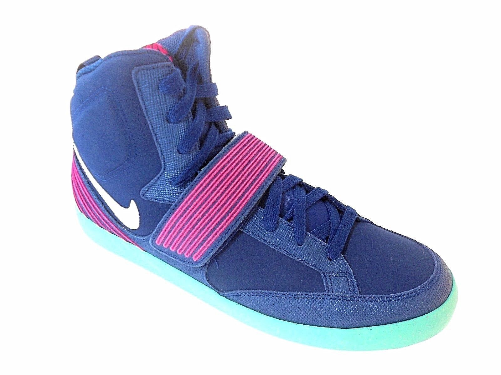 quality design c272f 49805 ... NIKE NSW SKYSTEPPER MEN S BRAVE BLUE PINK SHOES SZ 12.5, 13,  599277 ...