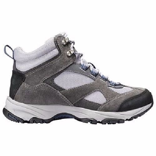 TIMBERLAND A13EJ BROUGHTON WOMEN'S TRAIL MID HIKING BOOTS $100.