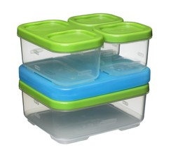 Lunch Box Sandwich Kit And Food Storage Contain... - $15.95