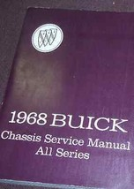 1968 Buick SKYLARK GS RIVIERA LeSare ELECTRA Service Repair Shop Manual ... - $120.77